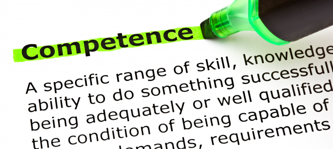 Competence definition