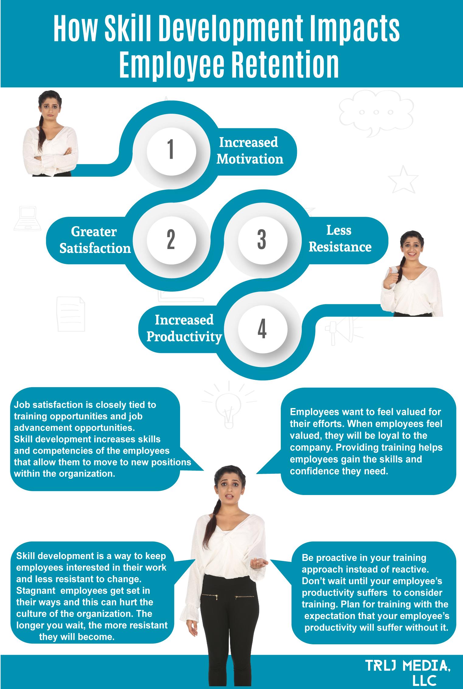 how skill development impacts employee retention